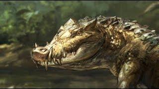 Quinkana - Ancient Animal