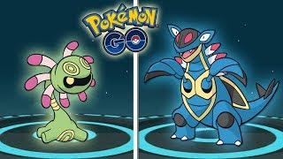 ¡MEJORES EVOLUCIONES 3 GENERACIÓN! ANORITH ARMALDO y LILEEP CRADILY Pokémon GO [Keibron]
