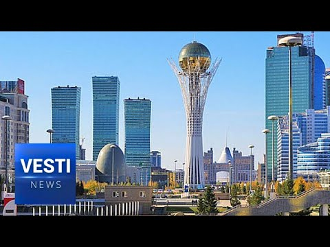 Putin Welcomes Kazakh International Finance Center Hub to Attract Capital From East and West