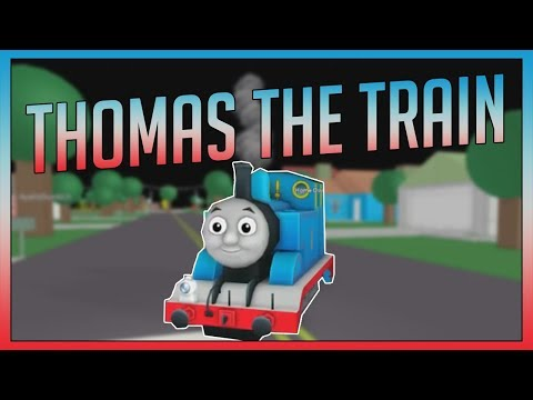 ROBLOX Exploit Trolling - Thomas the Dank Train hits the Town of Robloxia!