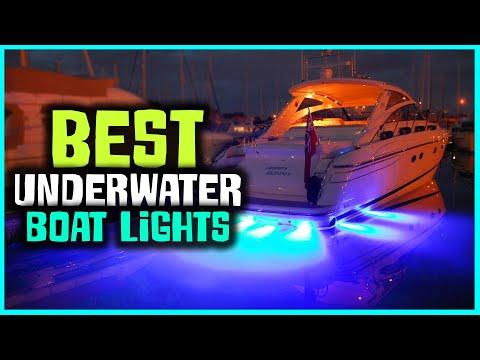 Top 5 Best Underwater Boat Lights
