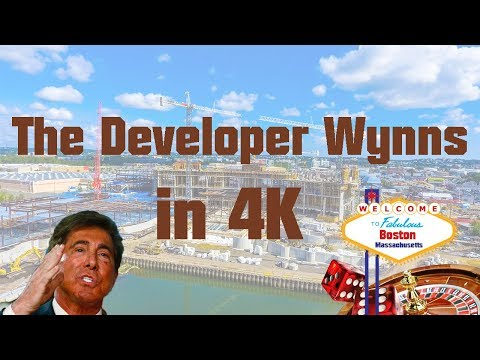 Casino Everett & Boston - The Developer Wynns