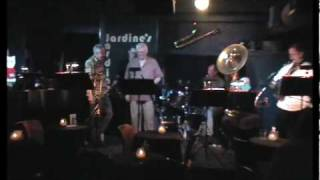 """Midnight In Moscow"" ~ The New Red Onion Jazz Babies @ Jardine"