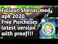 ✅Fallout Shelter hack! Free Purchases mod apk New Version!