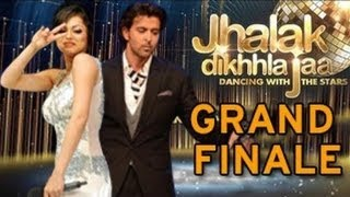 Jhalak Dikhla Jaa 6 GRAND FINALE 14th September 2013 : Hrithik Roshan to promote Krrish 3