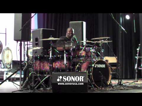 Chris Coleman Drum Clinic May 20th 2011 Why Sonor.m4v