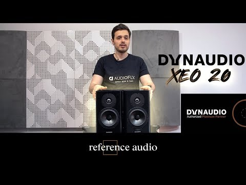 Unboxing DYNAUDIO XEO 20!