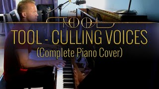 TOOL - Culling Voices (Complete Piano Cover Series #38 of 39)