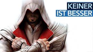 Warum Ezio der beste Held von Assassin's Creed bleibt - Ezio Auditore da Firenze
