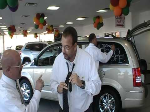 Windsor Knot By Northgate Chrysler Dodge Jeep