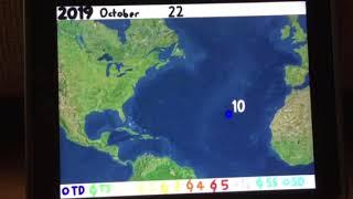 2019 Hypothetical Atlantic Hurricane Season