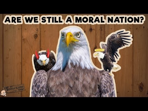 Are We Still a Moral Nation? | The Andrew Klavan Show Ep. 501