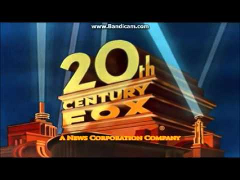 20th Century Fox (1981) logos with News Corp. byline