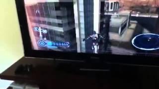 Iron man PS3 showdown walk through