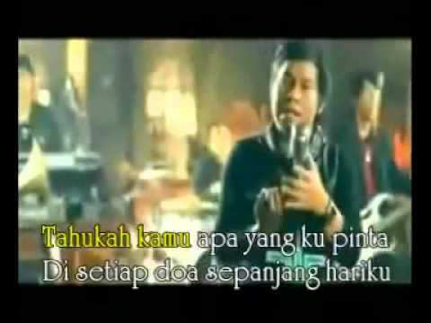 iwanbrebes   ‪Wali Band ^ ^ Doaku Untukmu Sayang   Video Clip + Lyrics‬‏