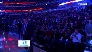Chicago Bulls Video Intro + Opening Presentation 2015 HD