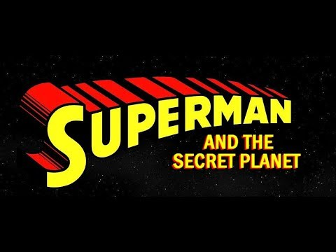 Image result for superman and the secret planet