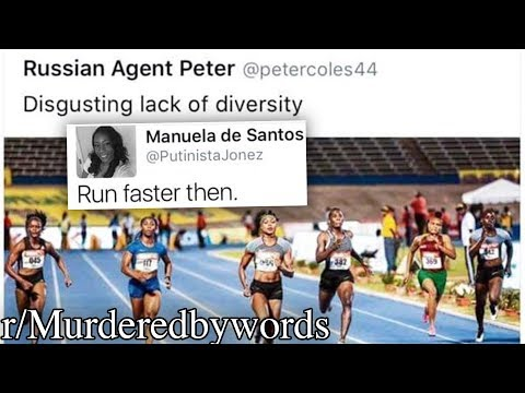 r/Murderedbywords | RUN FASTER!!