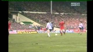 Liverpool 2-1 (aet) Manchester United, League Cup Final 1983