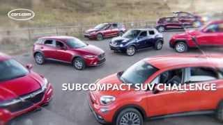 2015 Subcompact SUV Challenge