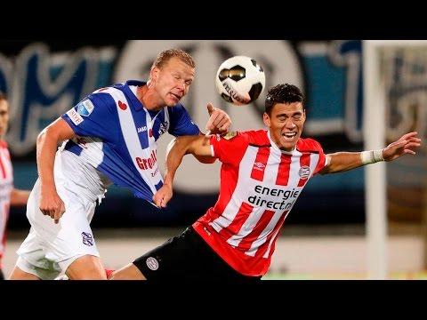 1 okt 2016: sc Heerenveen - PSV