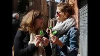 Weiep 2013 Vidéo de Toulouse - Les petits bonhommes verts débarquent !