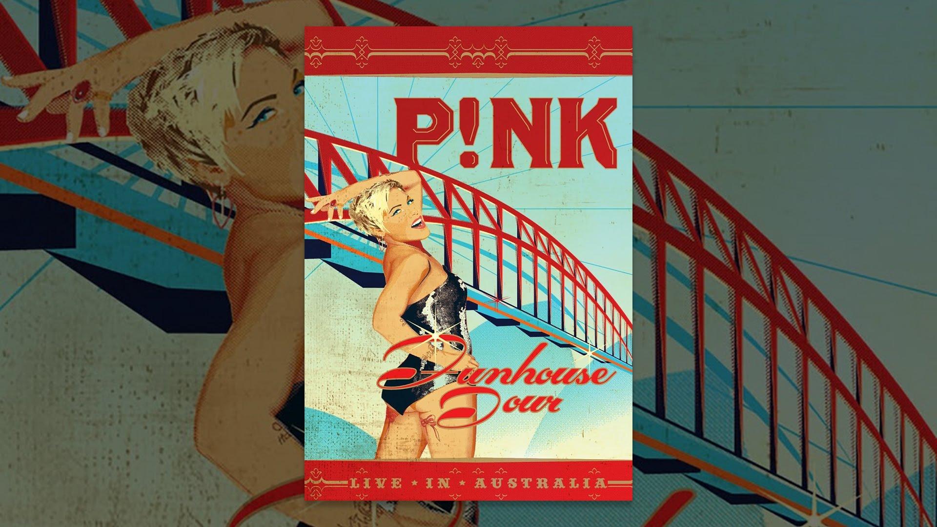 Pink Funhouse Tour Australia