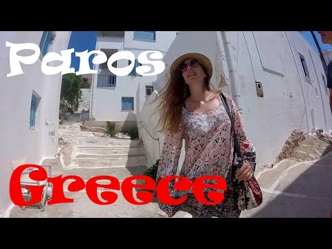 A Tour of Beautiful PAROS, Greece: The Perfect Greek Island?
