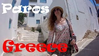 A Tour of Beautiful PAROS, Greece: The Perfect Greek Island?(Exploring the beautiful Greek island of Paros in the Aegean Sea. Need TRAVEL INSURANCE? Here's the company I use: ..., 2016-07-09T09:32:46.000Z)