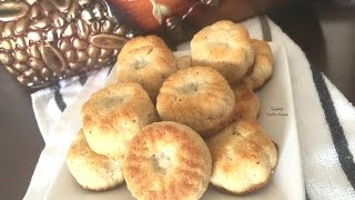 Maamoul Recipe | Dates filled Cookies