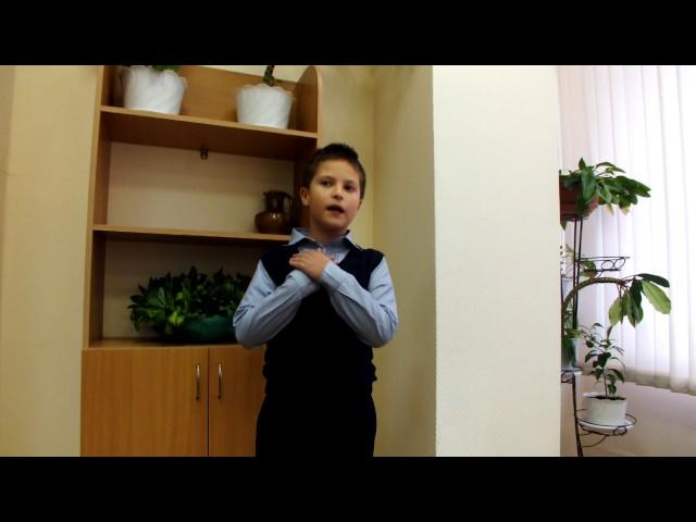 Изображение предпросмотра прочтения – ЛалаевВладислав читает произведение «Обязательства (Я не знаю других обязательств…)» В.Я.Брюсова