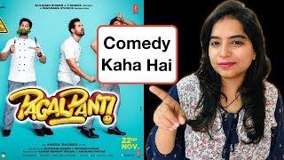 Pagalpanti Trailer REVIEW | Deeksha Sharma