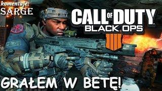 GRAŁEM w zamkniętą betę CALL OF DUTY: BLACK OPS 4