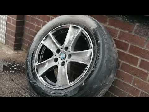 GLEEMFREAKS WHEEL CLEANER | How to Clean Alloy Wheels | Getting rid of brake dust