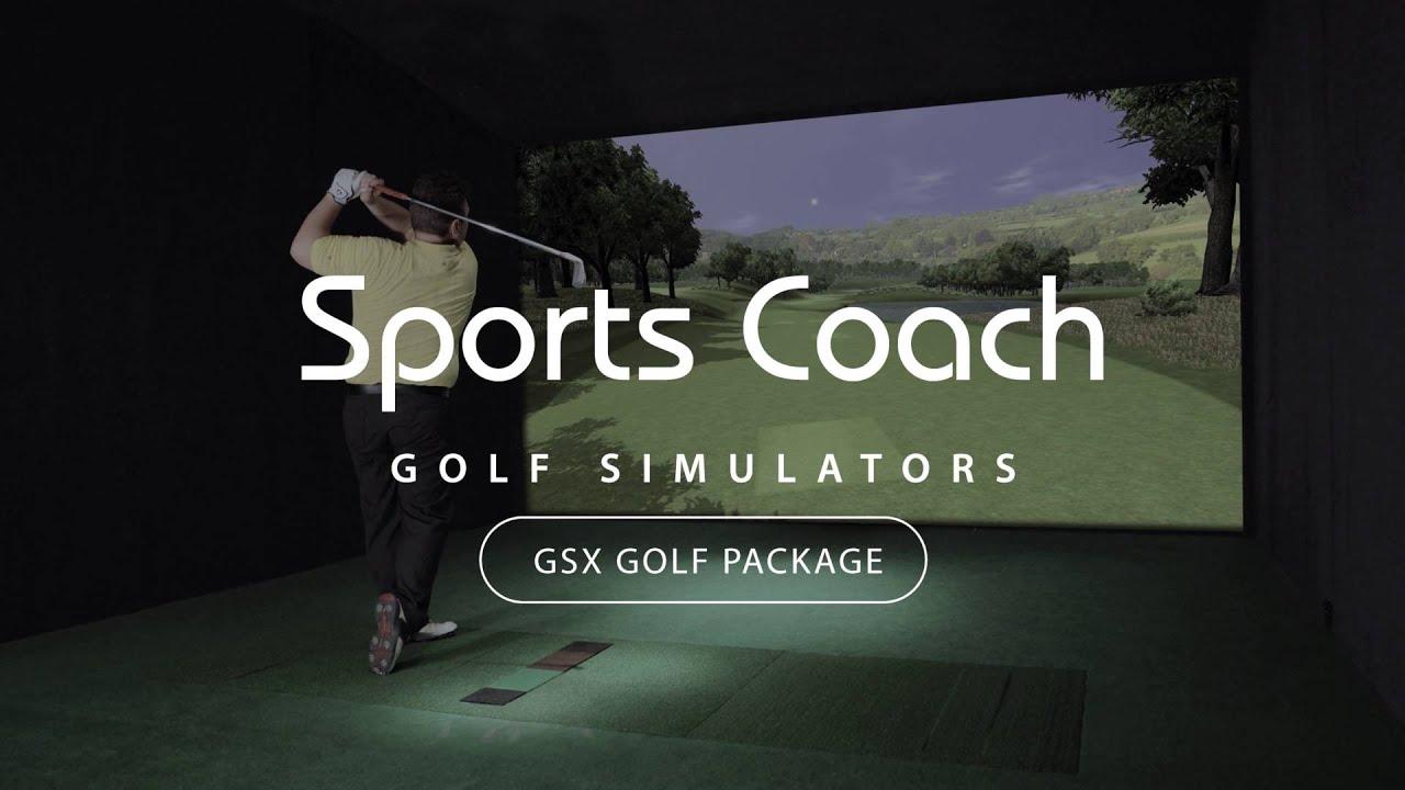 400fd1333d Golf Simulator Technology   Cre8tive Rooms Ltd