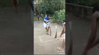 Funny Videos Of Cricket ( Childrens Of Kudakkachira)