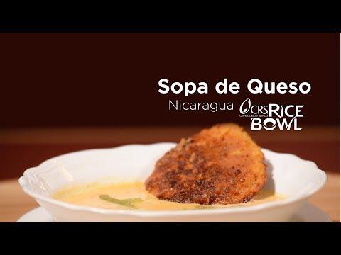 Sopa de Queso (Cheese Soup) | Nicaragua