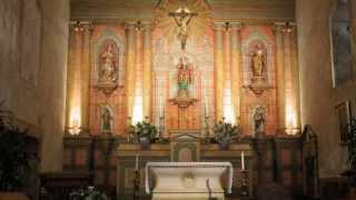 Spiritual Vision of the Franciscan Friars in Alta California
