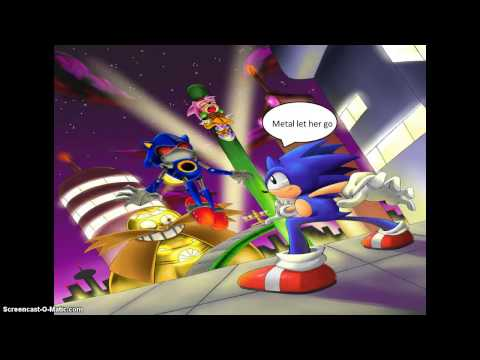 The Sonic CD Movie