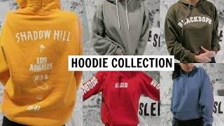 SWEATSHIRT / HOODIE COLLECTION 2017 | virtuallykobe