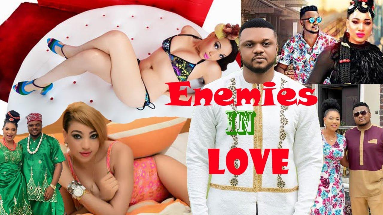 Download Enemies In Love #Trending New Hit Ken Eric's & Queeneth Hilbert Complete Nigerian Nollywood Movie.