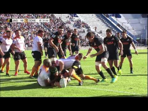 Highlights de Jaguares 41 - Cheetahs 14
