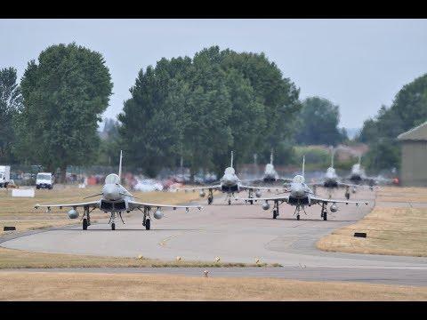 RAF Coningsby mass