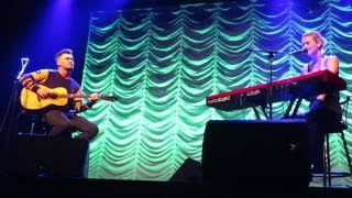 Broods - Freak of Nature acoustic HD (Christchurch 7.12.16)