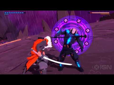 Fighting Furi's Intense First Boss