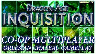 """TOTH"" Dragon Age Inquisition: Orlesian Chateau Co-op Gameplay  (1080p HD 60fps)"