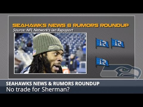 Seattle Seahawks Rumors: Latest on Sheldon Richardson, Richard Sherman, and Earl Thomas