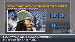 Seattle Seahawks Rumors: Latest on Sheldon Richardson, Richard Sherman, and Earl Thomas