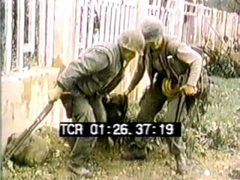 US Marines at Hue Vietnam 1968