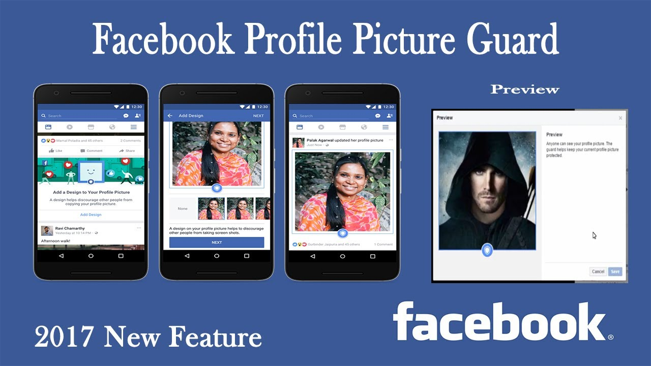Facebook Profile Picture Guard 2017 [] How To Setup Facebook Profile  Picture Guard [] Andriod/Pc
